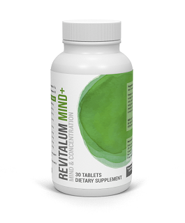 Revitalum Mind Plus pris