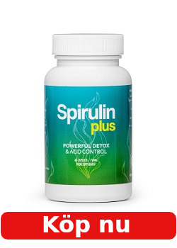 Spirulin Plus apotek