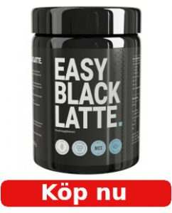 Easy Black Latte biverkningar